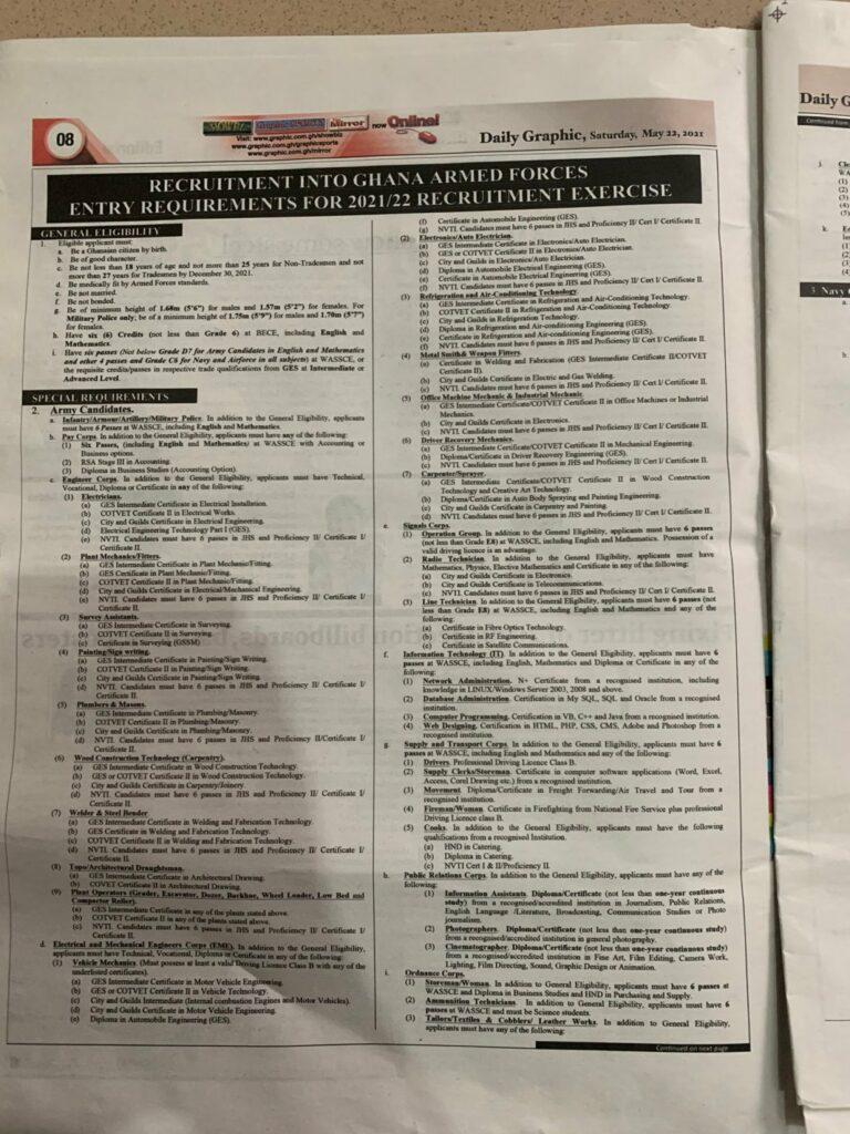 CAG Recruitment 2021 - 10000 Vacancies - Complete details